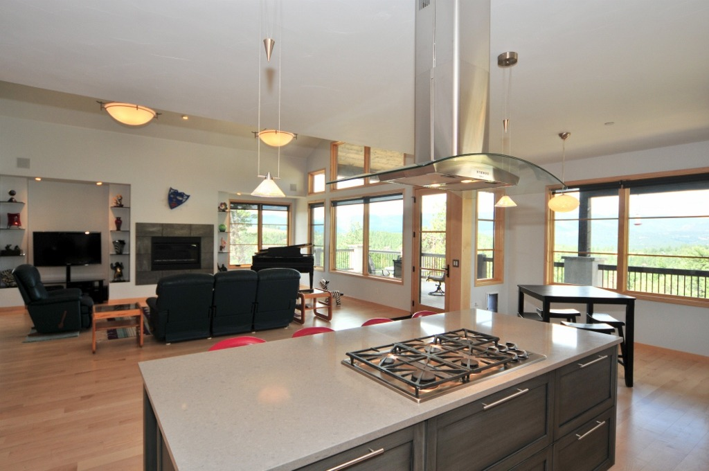 Open and spacious for entertaining