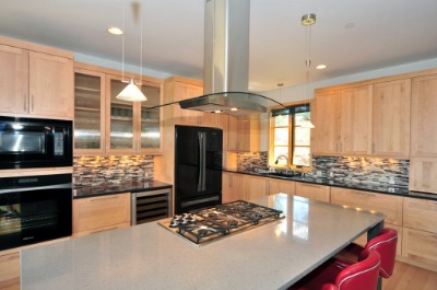 Caesar stone counters & Dacor appliances