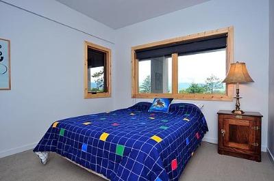 Guest suite w bath, 2 large bdrms & full bath in lower level