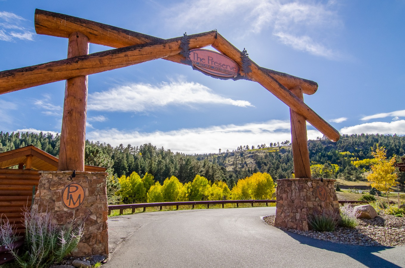 Welcome to the Preserve at Pine Meadows!
